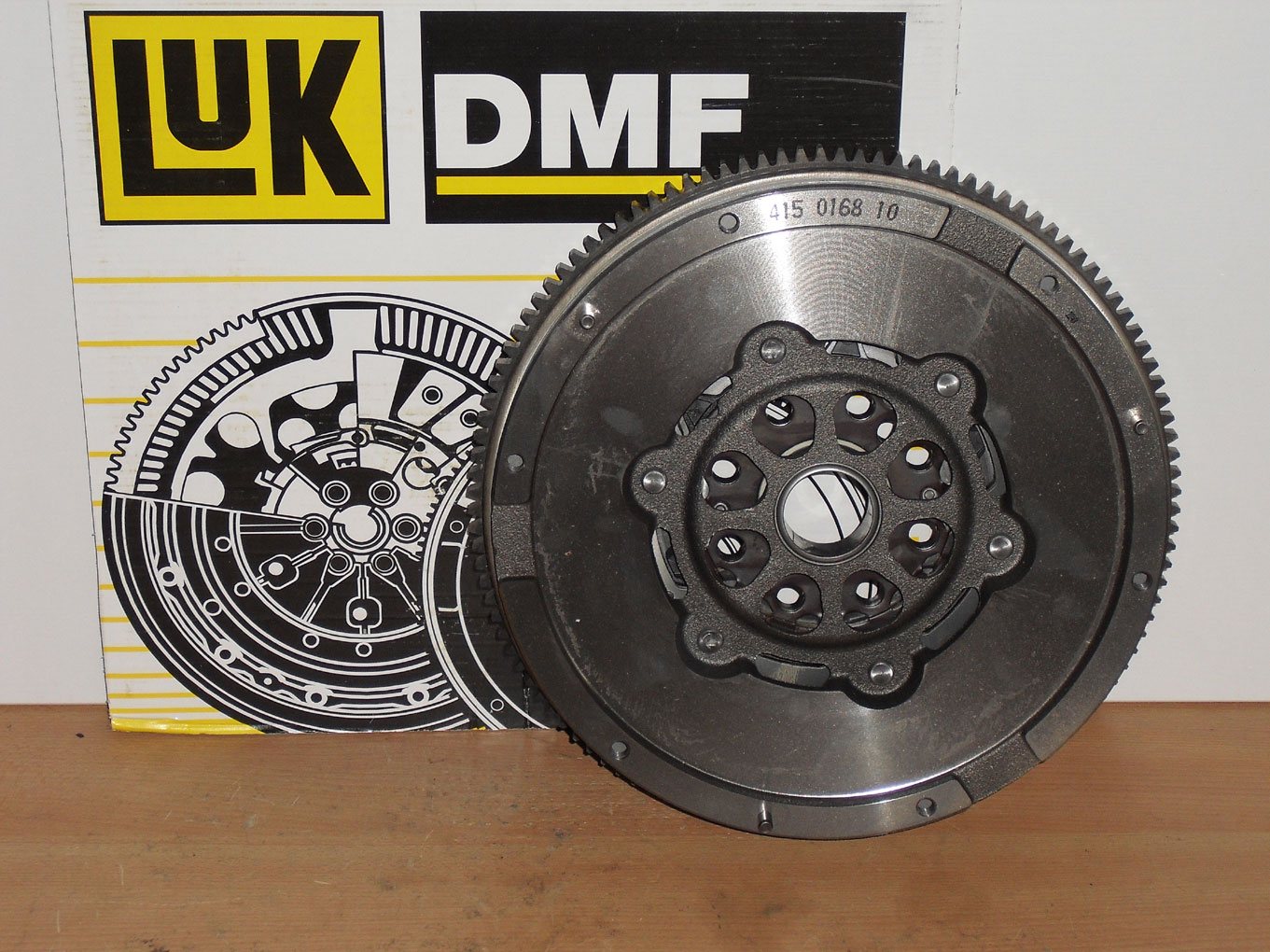 LuK 415 0168 10 Zms Volante Motor